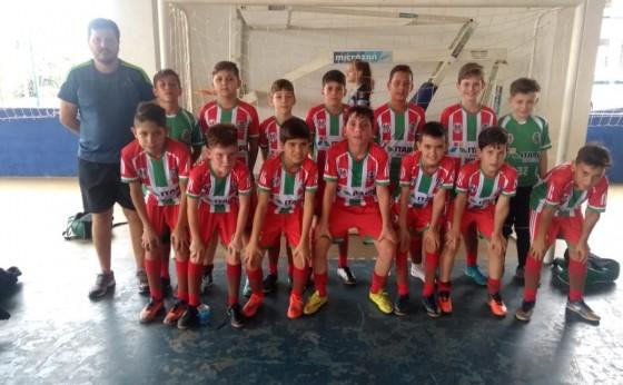 Missal está na final da Copa Sesc de Futsal categoria sub-12 masculino