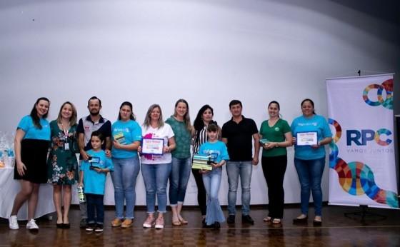 Missal recebe premiação do Concurso Cultural Televisando da RPC