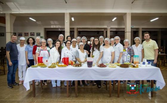Missal sedia formação continuada para merendeiras e Nutricionistas