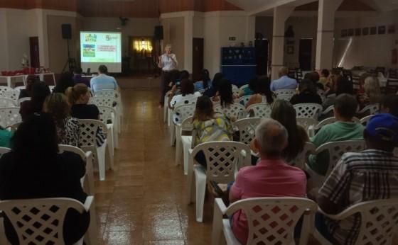 Missal sediou 87º Encontro da Associação dos Conselheiros Tutelares do Oeste do Paraná
