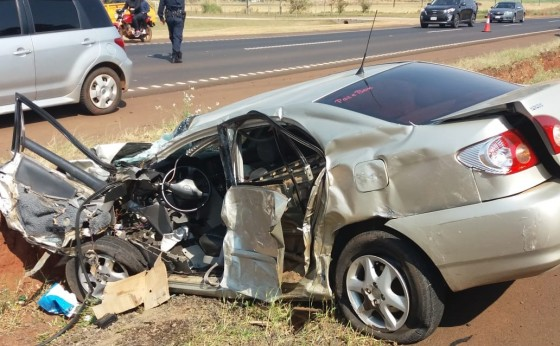 Morador de Itaipulândia morre em acidente de trânsito no Paraguai