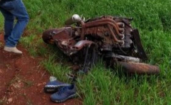 Morador de Vera Cruz do Oeste morre em acidente na BR 277