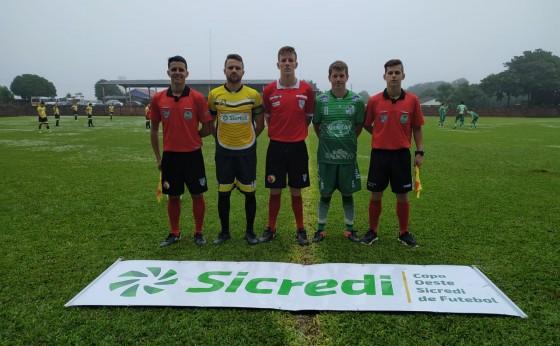 Muitos gols marcam a 2ª rodada da Copa Oeste Sicredi de Futebol