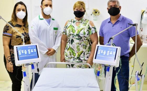 Município de Itaipulândia adquire mais três respiradores para o HMI