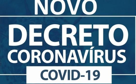Município de Missal publica novo decreto com medidas de enfrentamento à Covid-19