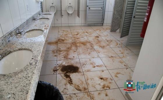 Município de Missal registra Boletim de Ocorrência por vandalismo nos banheiros no Lago Municipal