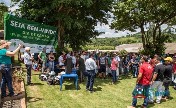 Município de Missal sediou Dia de Campo para Produtores de leite da região