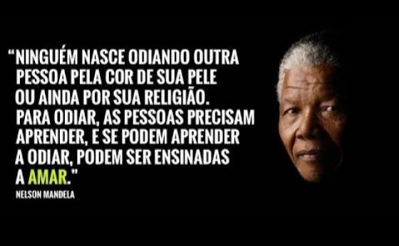 No dia 20 de novembro é celebrado o Dia da Consciência Negra no Brasil