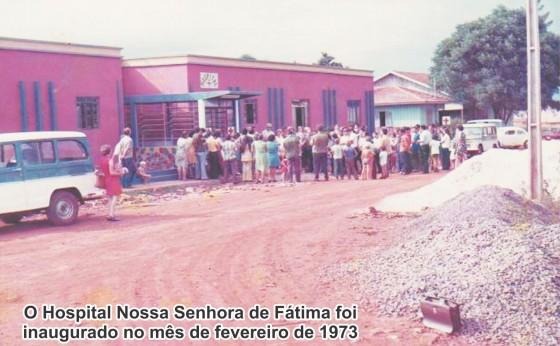 Nossa Senhora de Fátima: um hospital público por excelência