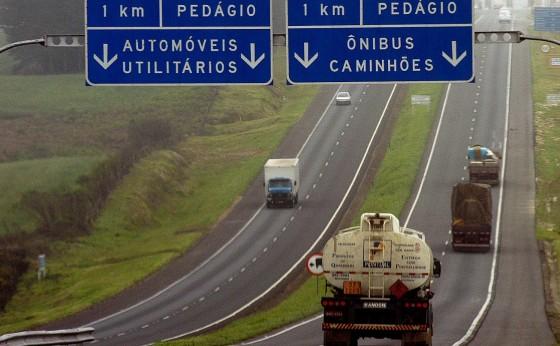 Novas tarifas de pedágio no Paraná passam a valer a partir da 0h de quinta-feira