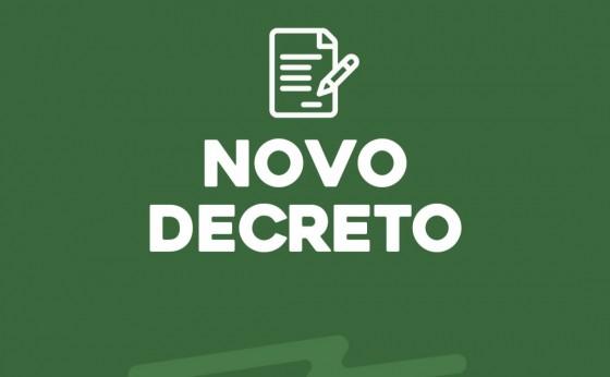 Novo decreto do Governo do Estado passa toque de recolher para 20 horas e muda horários do comércio