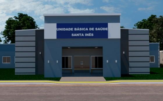 Novo posto de saúde será construído em Santa Inês