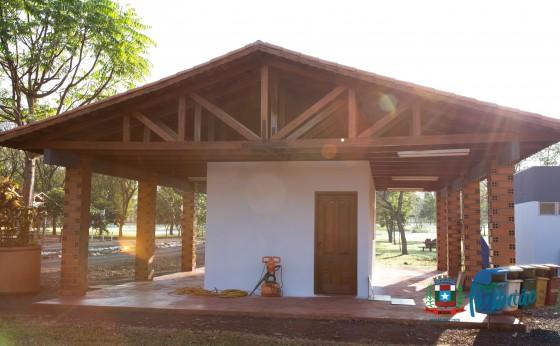 Obras de revitalização do Terminal Turístico de Vila Natal estão em fase avançada