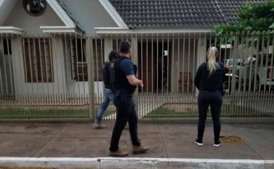 Operação que mira fraude em licitações cumpre 11 mandados de prisão em 8 cidades da região