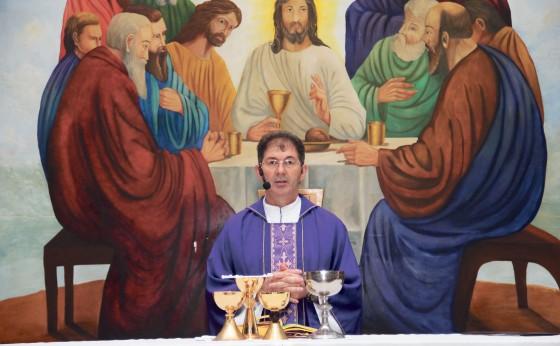 Padre Agostinho Gatelli completou 25 anos de sacerdócio