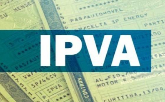 Pagamento do IPVA poderá ser parcelado em até cinco vezes