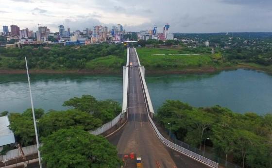 Paraguai publica Decreto para reabertura parcial da Ponte da Amizade
