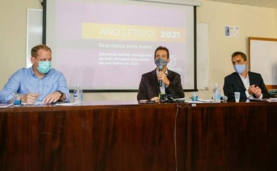 Paraná adia início das aulas no modelo híbrido na rede estadual