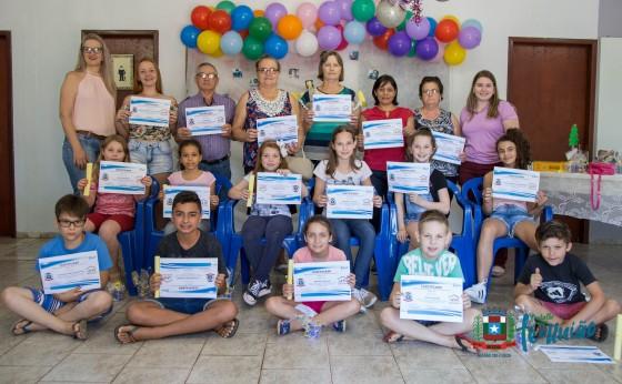 Participantes de Cursos de Informática em Missal recebem certificados