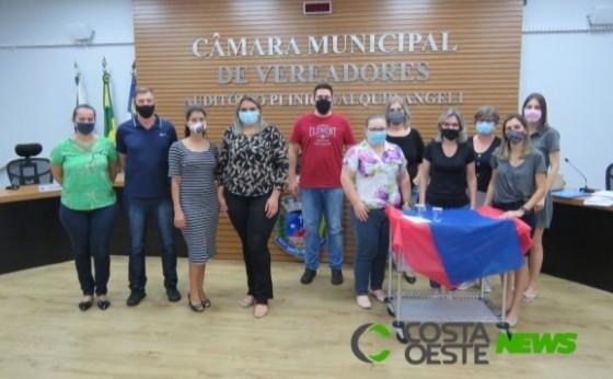 PDT oficializa Juliana Ladeia Costa para compor a majoritária em Santa Helena