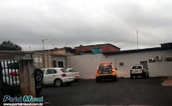 PM cumpre mandado de prisão na área verde de São Miguel do Iguaçu