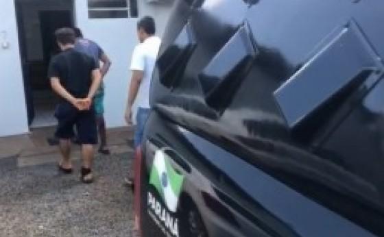Polícia Civil cumpre dois mandados de prisão em São Miguel e Itaipulândia
