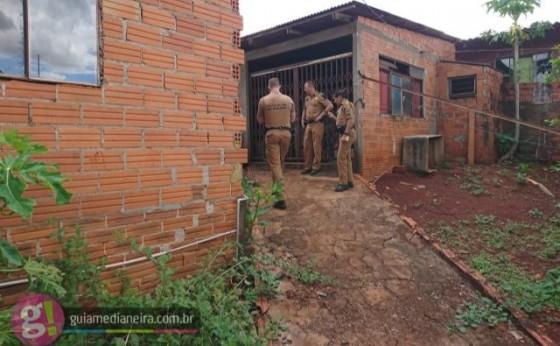 Polícia e IML são acionados após homem ser encontrado morto dentro de residência em Medianeira
