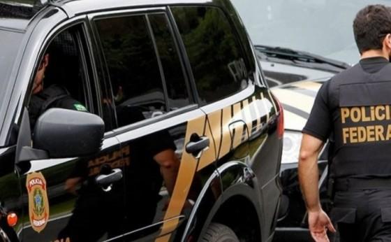 Polícia Federal cumpre mandados de prisão em Itaipulândia