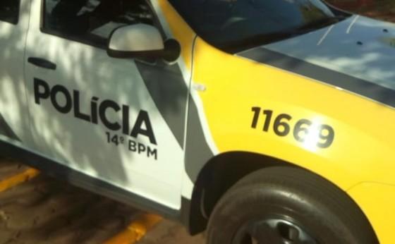 Policia Militar cumpre mandado de prisão em Itaipulândia