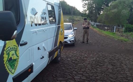 Polícia Militar de Missal apresenta balanço do mês de Julho