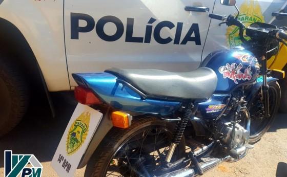 """Policia Militar de Missal realizou """"Operação Escapamento"""" e apreendeu três motocicletas"""