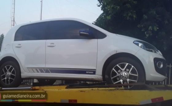 Polícia Militar de Missal recupera veículo roubado