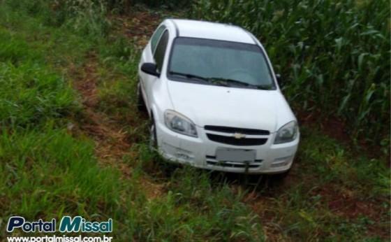 Polícia Rodoviária Estadual apreende veículo com rádio comunicador em Missal