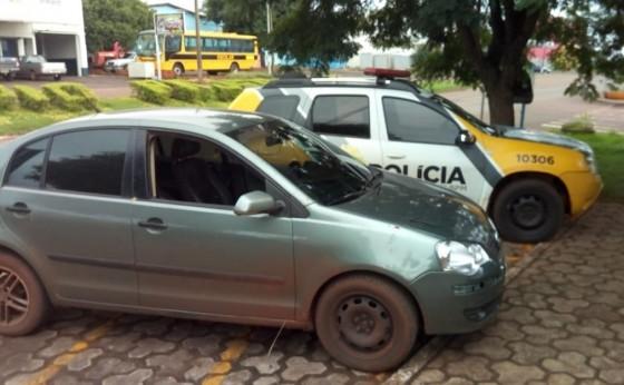 Policiais Militares de Itaipulândia detêm motorista por embriaguez ao volante