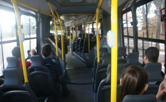 Por importunação e assédio sexual, PM prende homem dentro de ônibus em Medianeira