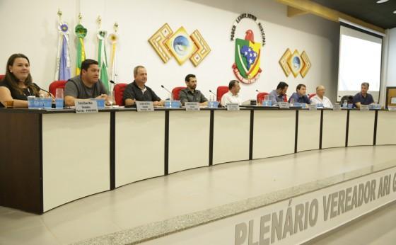 Por unanimidade de votos Câmara de Itaipulândia instaura Comissão Processante