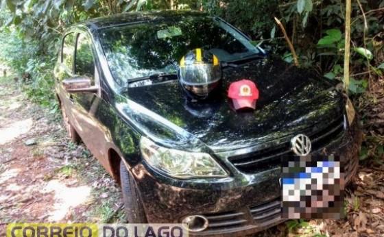 PRE de Santa Helena recupera veículo roubado