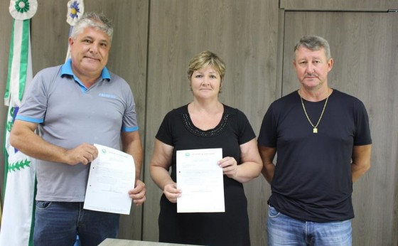Prefeitura assina ordem de Serviço de mais de R$ 1 milhão em obras do distrito de São José do Itavó