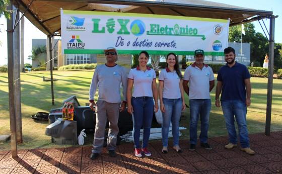 Preocupação com o meio ambiente faz secretaria realizar mais uma campanha em Itaipulândia