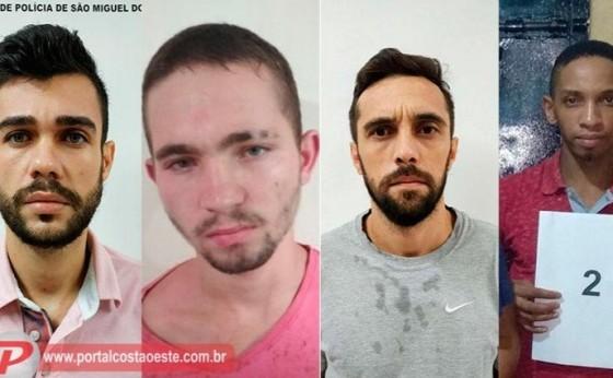 Presos fogem da cadeia de São Miguel do Iguaçu