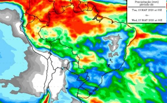 Primeira grande massa de ar frio do inverno deve acontecer a partir do dia 25/06