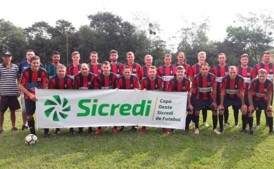 Primeira rodada da Copa Oeste Sicredi de Futebol é marcada por 3 empates