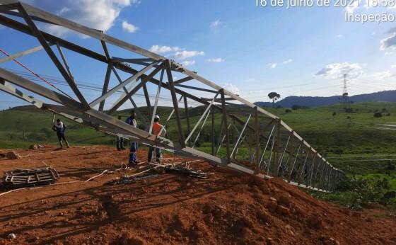 Queda de torre de transmissão mata 7 e deixa 12  trabalhadores feridos no Pará