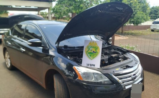 Rápida ação da PM prende suspeito e recupera caminhão e carro roubados em São Miguel