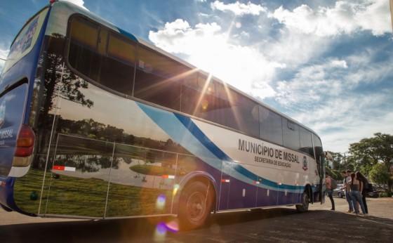 Recadastramento para o Transporte Universitário estará disponível a partir de 1º de julho