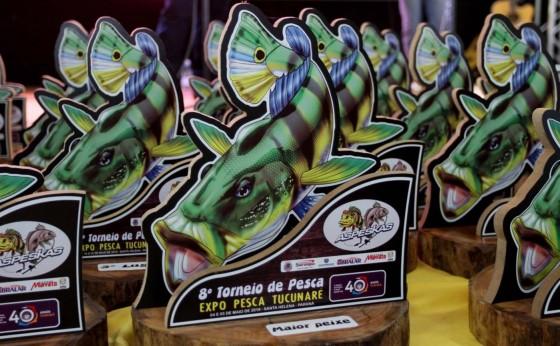 Recorde: 300 embarcações participam do 8º Torneio de Pesca ao Tucunaré de Santa Helena