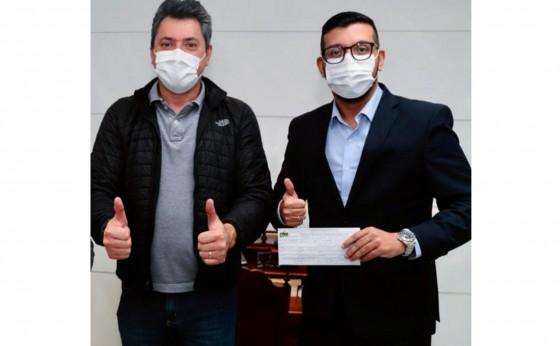 Região Oeste: Empresário Rodrigo Fontes se filia oficialmente ao MDB