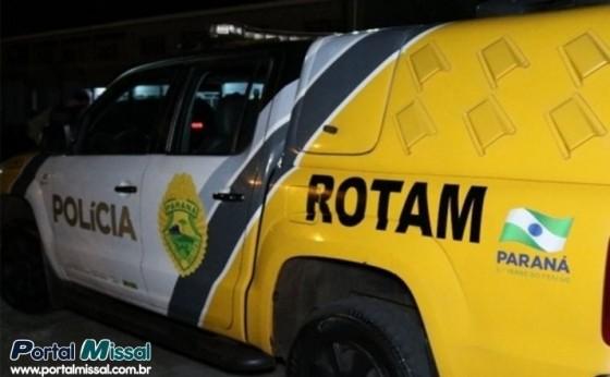 ROTAM apreende motos e veículo e prende motorista bêbado em abordagens Itaipulândia e São Miguel