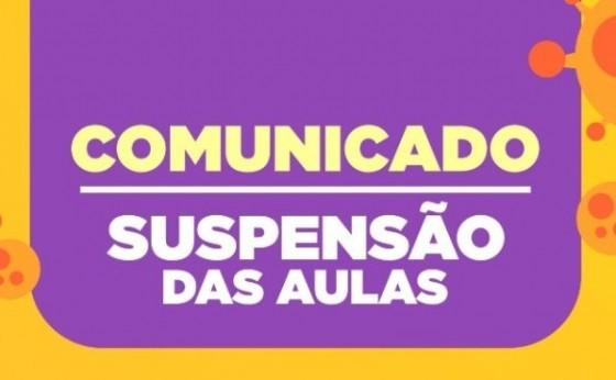 Secretaria de Educação suspende atividades escolares presenciais em Itaipulândia