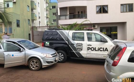Secretário de Obras de São Miguel do Iguaçu é preso suspeito de assassinato